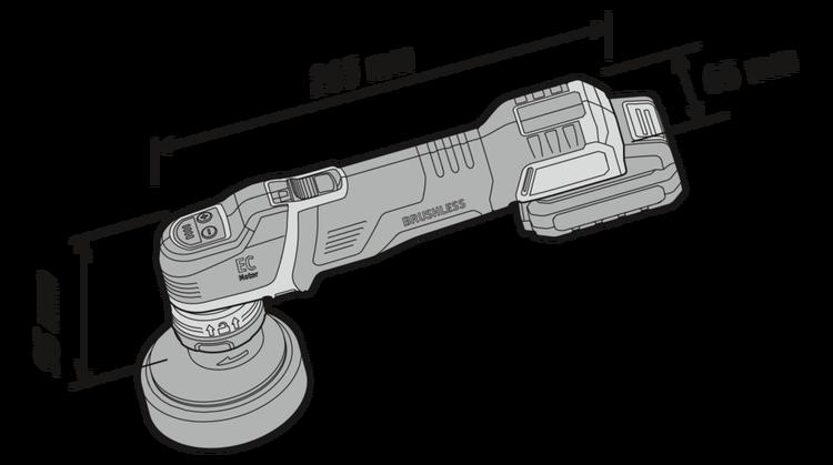 Flex - PXE80 10.8-EC Set
