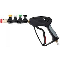 Car Care Products - Spolhandtags-Kit (Snabbkopplingar + Munstycken)