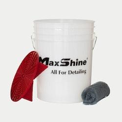 MaxShine - Detailing Bucket 5 Gallon (19L)