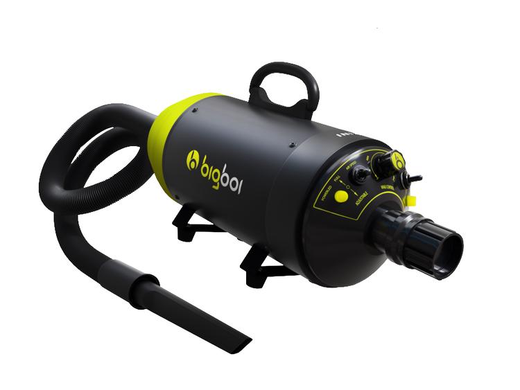 BigBoi BlowR - Mini Vacuum Attachment