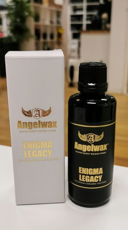 Angelwax - Enigma Legacy Titanium Ceramic Coating,  30ml