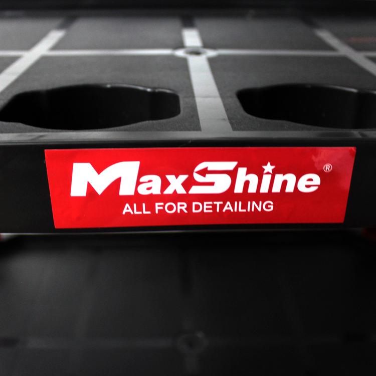 MaxShine - Universal Utility Detailing Cart