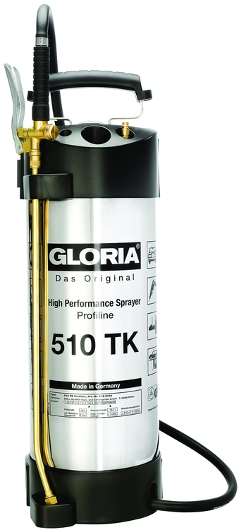 Gloria 510TK Koncentratspruta Rostfritt