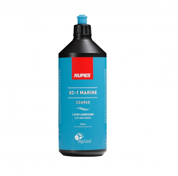 Rupes - X-C1 Marine, Coarse 1 Step Compound 1L