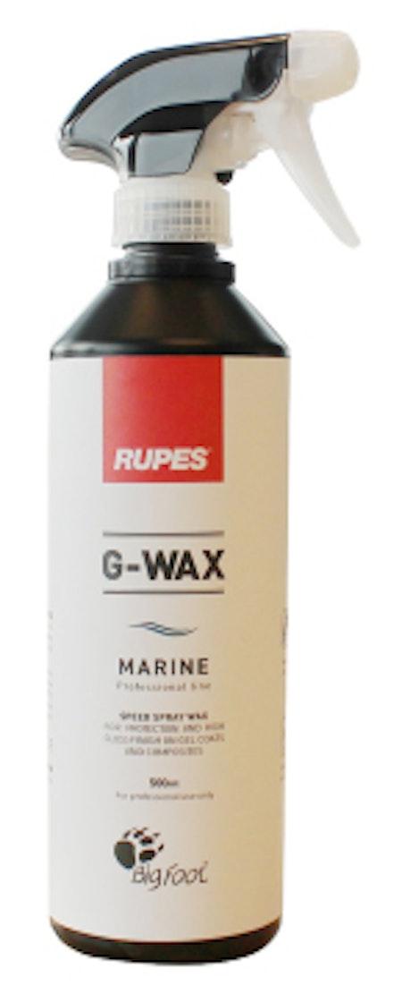 Rupes - G-Wax, Marine Wax 500ml