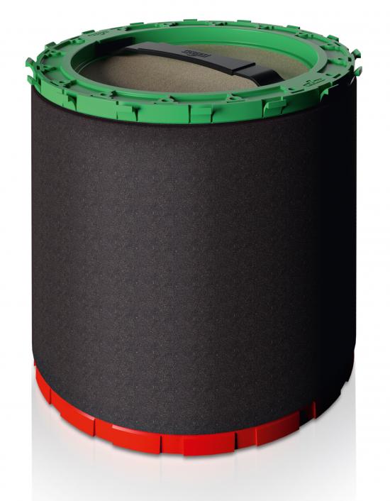 Unger - DIUB1 Hydropower Ultra Resin Pack,  Filterpåse Granulat (1st)