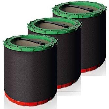 Unger - DIUB1 Hydropower Ultra Resin Pack,  Filterpåse Granulat (3st)