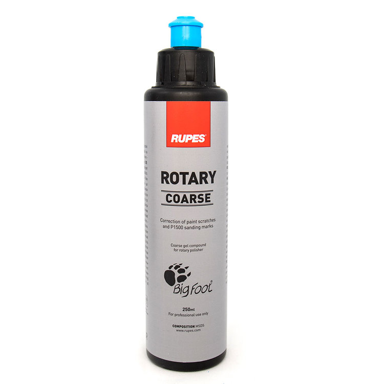 Rupes - Rotary Coarse Compound 250ml