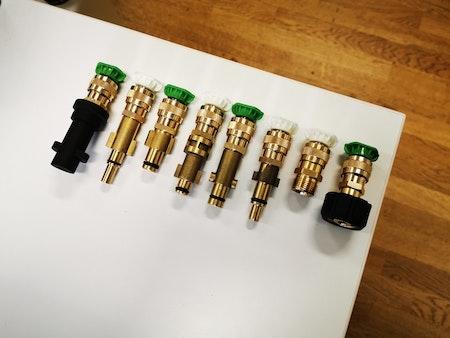 Car Care Products - Mikro Lanssystem (Övriga Adaptrar)