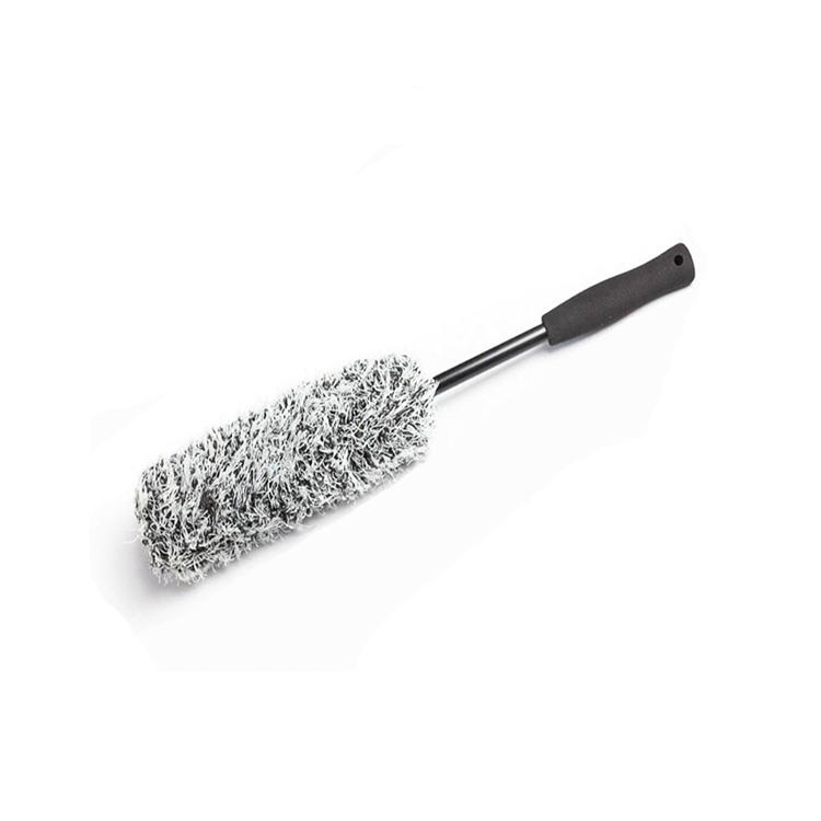 Car Care Products - Microfiber Wheel Brush - Short