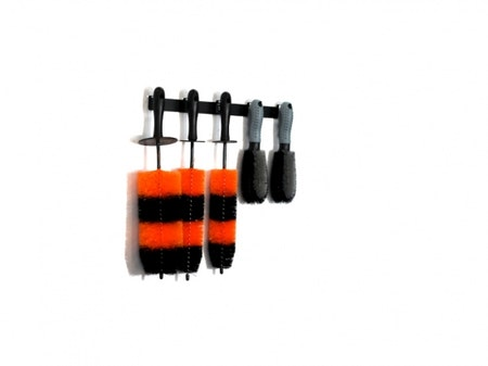 Poka Premium - Quintuple Brush Hanger