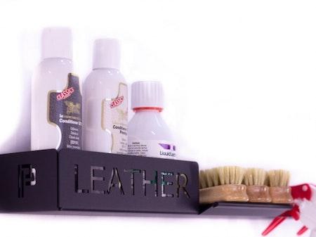 Poka Premium - Leather Care Products Shelf