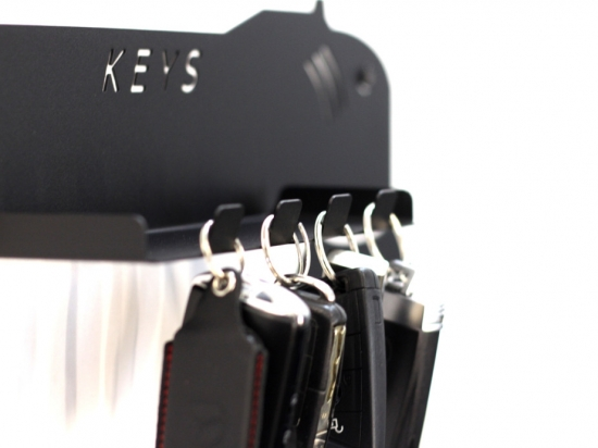 Poka Premium - Key Holder Shelf