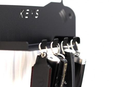 Poka Premium - Key Holder Shelf