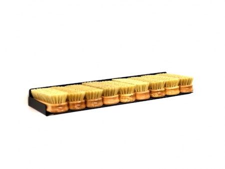 Poka Premium - Shelf for Leather/Upholstery Brushes & Applicators 40cm