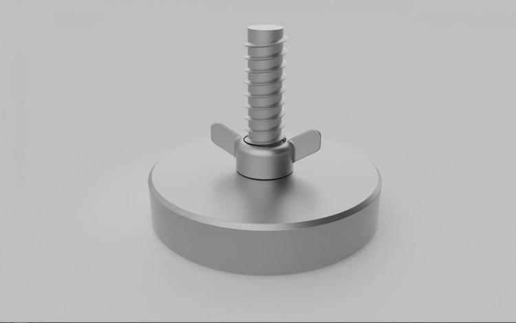 Unilite - Large Led Worklight Magnet (MAGNET-SLR)