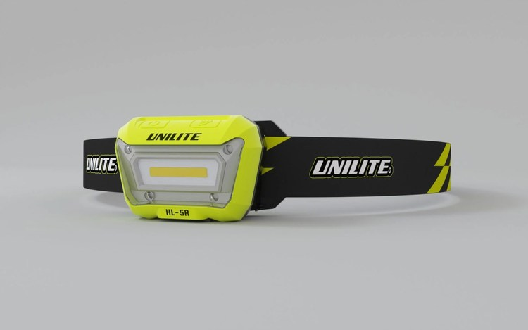 Unilite - Powerful LED Head Torch (HL-5R)