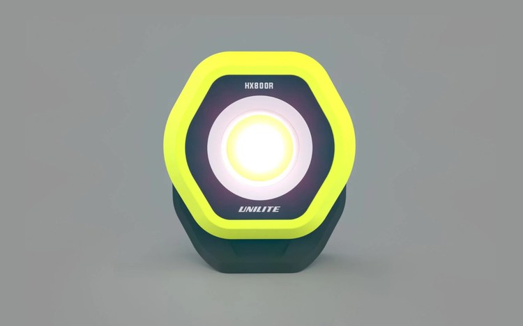 Unilite - Rechargeable LED Work Light (HX800R)