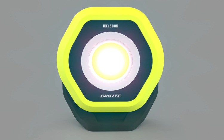 Unilite - Rechargeable LED Work Light (HX1500R)