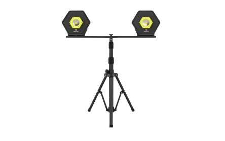 Unilite - Double Headed Site Light Tripod