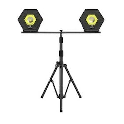 Unilite - Double Headed Site Light Tripod (TRIPOD-DBL)