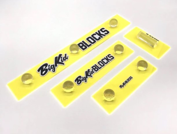 Big Kid Blocks Featherweight Block Kit