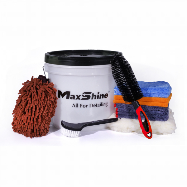 MaxShine - Deluxe Detailing Bucket Kit (5 Gallon)