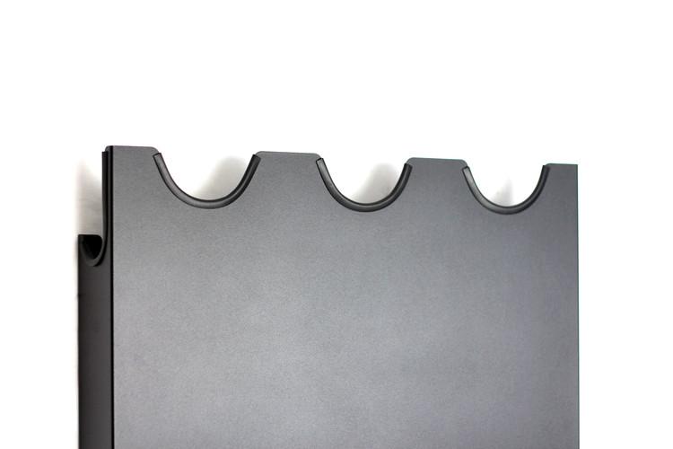 Poka Premium - Rectangular Triple Polishing Machine Holder