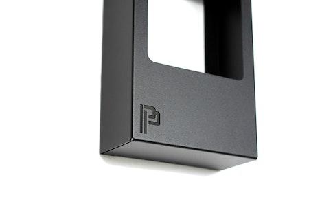 Poka Premium - Rectangular Single Polishing Machine Holder