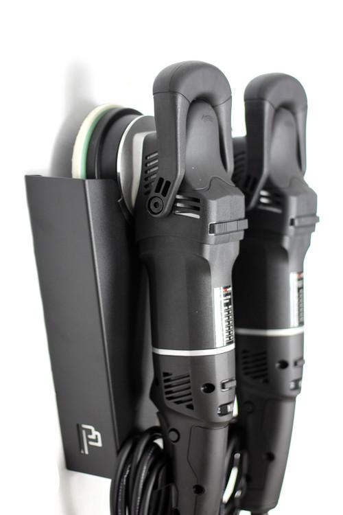Poka Premium - Double Polishing Machine Holder