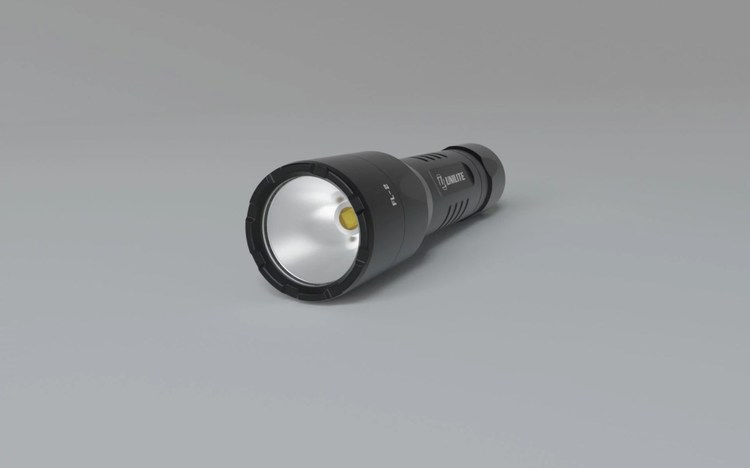 Unilite - Aluminium LED Flashlight (FL-2)