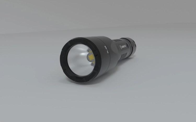 Unilite - USB Rechargeable Flashlight (FL-4R)