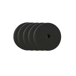"Black Finishing Foam Pad 1,5"" (35/45mm) 5-pack"