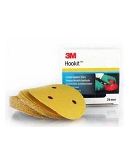 3M - Hookit 255P+ P320 75mm