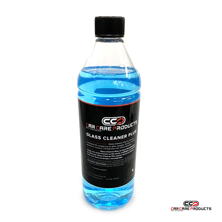 Car Care Products Glass Cleaner Plus