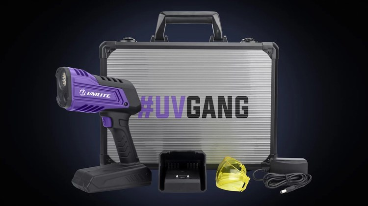 Unilite Powerful UV Curing Kit (UV-CURE)