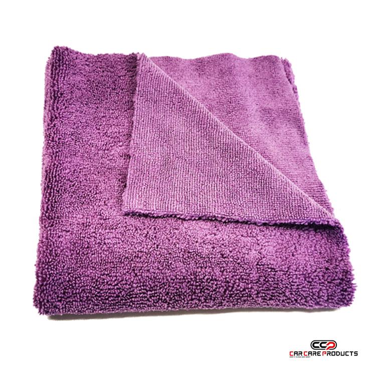 Car Care Products - Dual Pile Edgeless Mikrofiberduk 550gsm