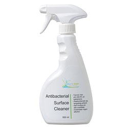 Blue & Green Antibacterial Surface Cleaner