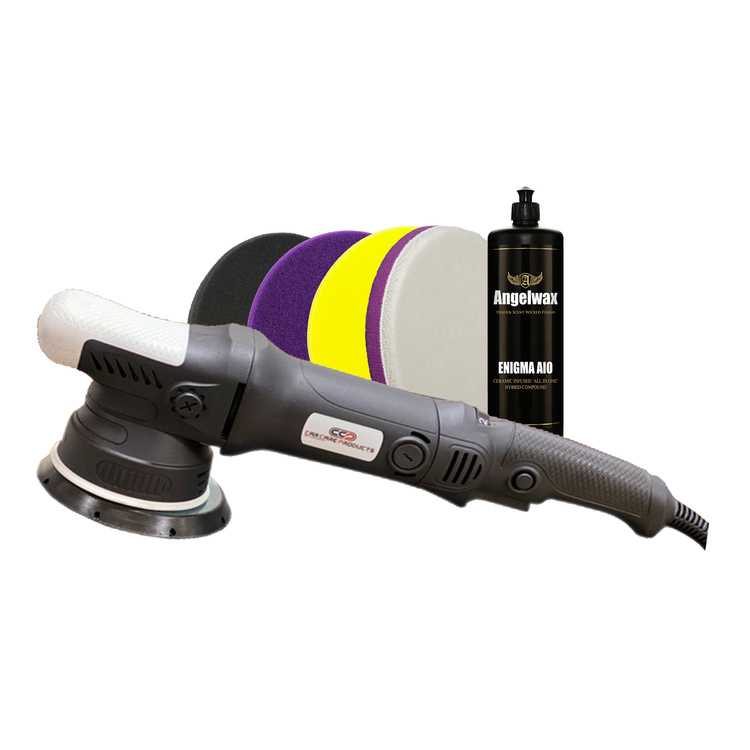 Car Care Products - AIO Poleringspaket M15