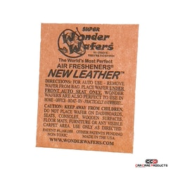 Wonder Wafers New Leather, Air Fresheners