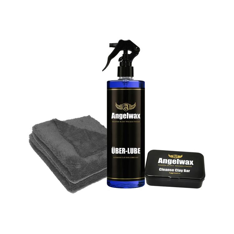 Angelwax Clay Bar Kit