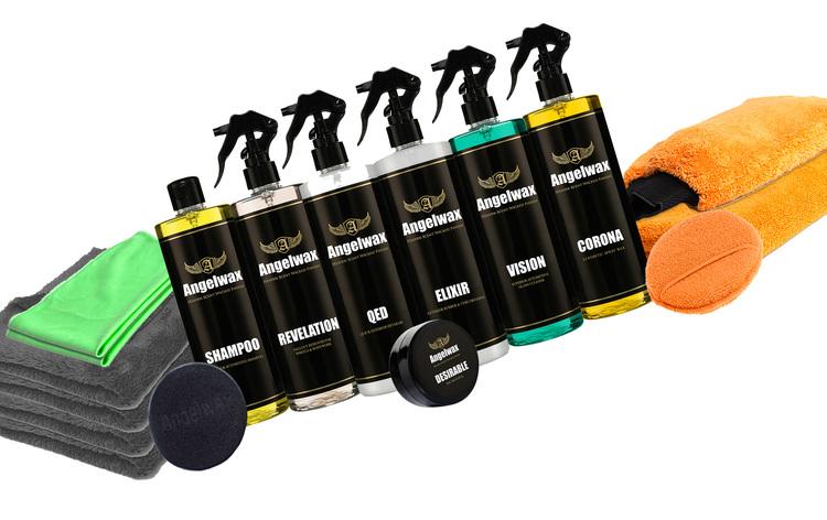 Angelwax Wash & Maintain Kit