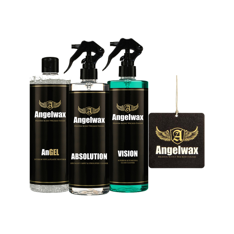 Angelwax - Inside Kit