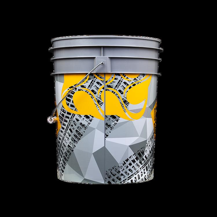 Liquid Elements Tvätthink 22l inklusive Gritguard & lock