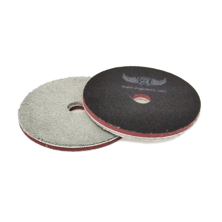 "Angelwax Hybrid Wool Pad 5"" (125mm)"