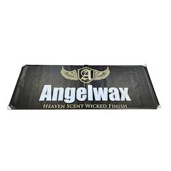 Angelwax Banner 200x80cm