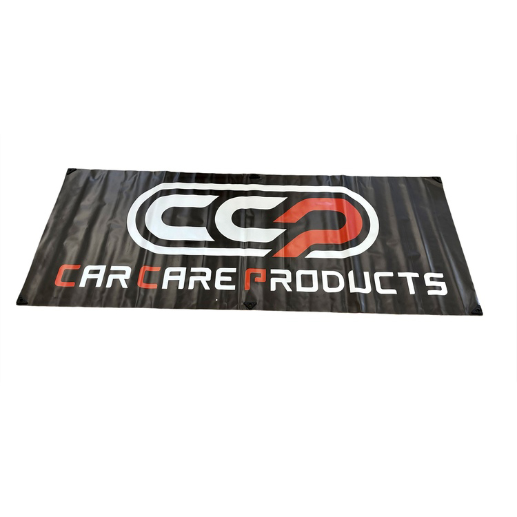 Car Care Products Banner 200x80cm