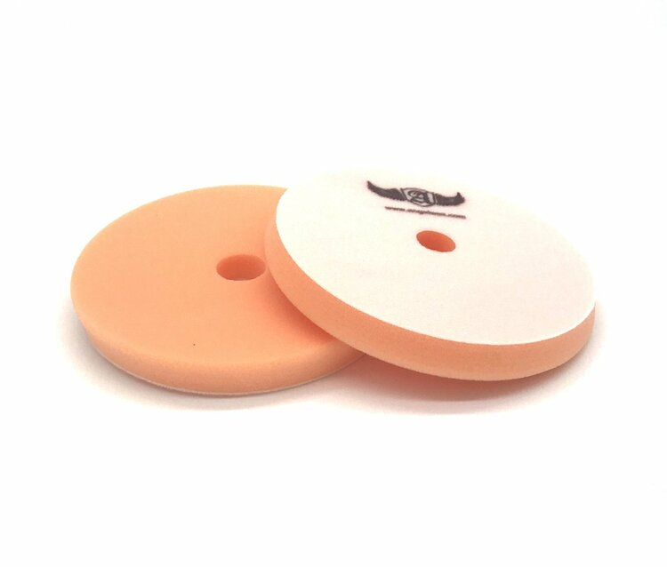 "Angelwax Slimline Foam Pad Orange 3"""
