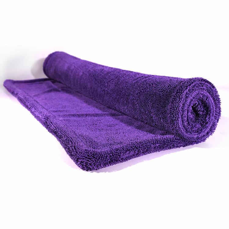 MaxShine Duo Twisted Loop Drying Towel 1200gsm (60x90cm)