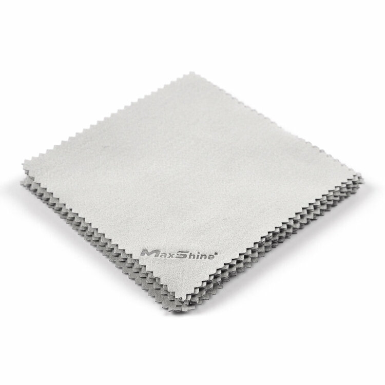MaxShine Suede Microfiber Detailing Coating Cloth